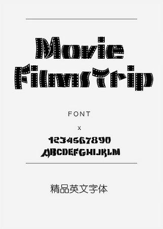 Movie Filmstrip