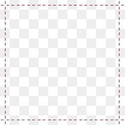 手绘边框图片手绘相框图片  虚线边框