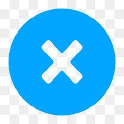 仓关闭删除辞退出口垃圾出圆形用户界面按钮