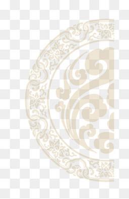 唯美中国风复古花纹底纹