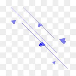 线条三角形