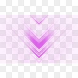 紫色光效箭头