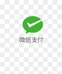 微信支付图标