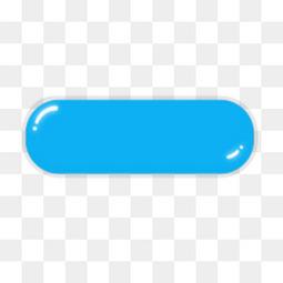 蓝色按钮图标