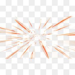 科技元素科技背景  几何科技放射状