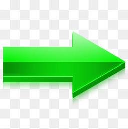 绿色的右箭头图标