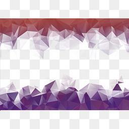 几何科技边框