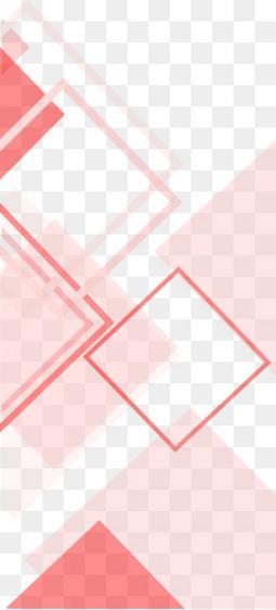抽象几何箭头方块