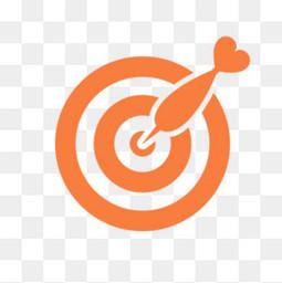 成就箭头目标市场营销客观的成功目标商业和金融