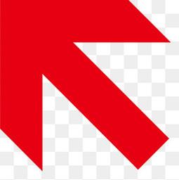 左上红色箭头