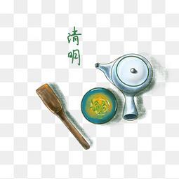 二十四节气清明茶龙井
