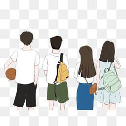 青年日五四青年节人物素材