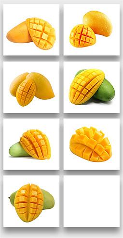 芒果免扣元素