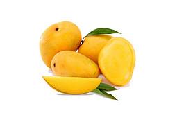 新鲜黄色芒果png元素